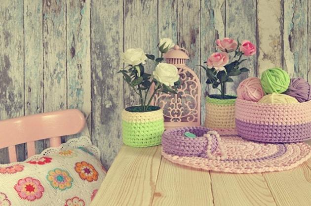 Những ý tưởng trang trí nhà bằng bình hoa hoa độc đáo 11