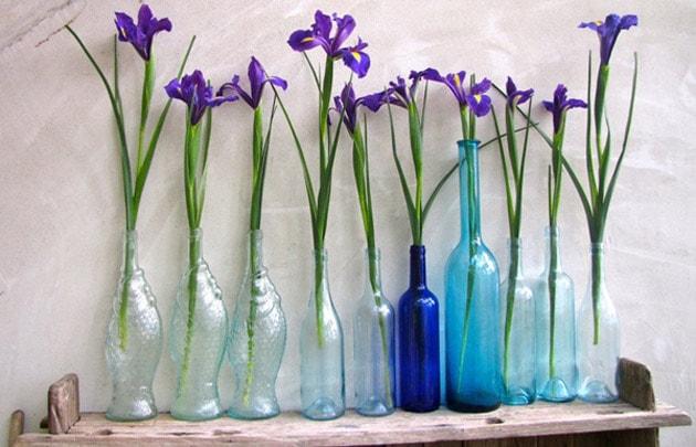 Những ý tưởng trang trí nhà bằng bình hoa hoa độc đáo 12
