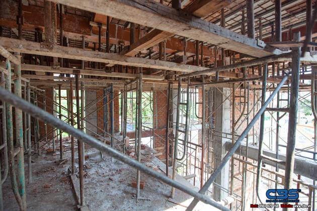 Thi công xây dựng khách sạn 8 tầng lầu tại TP. Cao Lãnh, Tỉnh Đồng Tháp 11