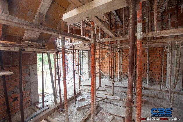 Thi công xây dựng khách sạn 8 tầng lầu tại TP. Cao Lãnh, Tỉnh Đồng Tháp 13