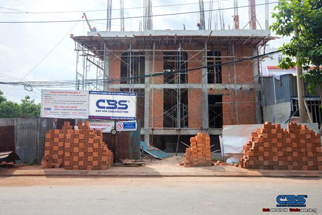 Thi công xây dựng khách sạn 8 tầng lầu tại TP. Cao Lãnh, Tỉnh Đồng Tháp 3