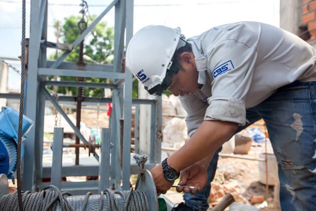 Thi công xây dựng khách sạn 8 tầng lầu tại TP. Cao Lãnh, Tỉnh Đồng Tháp 24