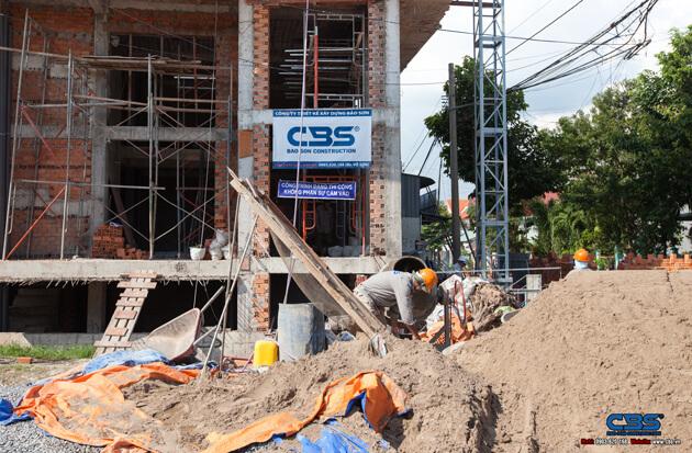 Thi công xây dựng khách sạn 8 tầng lầu tại TP. Cao Lãnh, Tỉnh Đồng Tháp 27