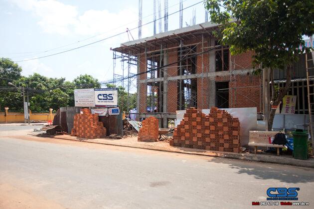 Thi công xây dựng khách sạn 8 tầng lầu tại TP. Cao Lãnh, Tỉnh Đồng Tháp 4