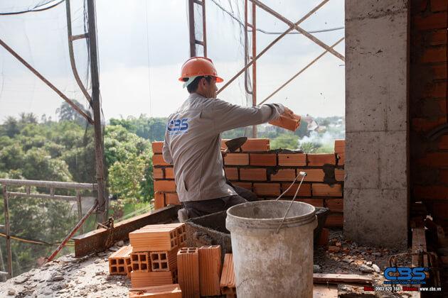 Thi công xây dựng khách sạn 8 tầng lầu tại TP. Cao Lãnh, Tỉnh Đồng Tháp 30