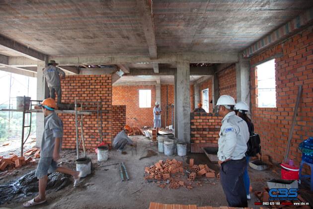 Thi công xây dựng khách sạn 8 tầng lầu tại TP. Cao Lãnh, Tỉnh Đồng Tháp 32