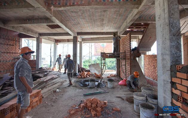 Thi công xây dựng khách sạn 8 tầng lầu tại TP. Cao Lãnh, Tỉnh Đồng Tháp 33