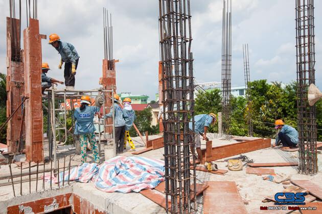Thi công xây dựng khách sạn 8 tầng lầu tại TP. Cao Lãnh, Tỉnh Đồng Tháp 7