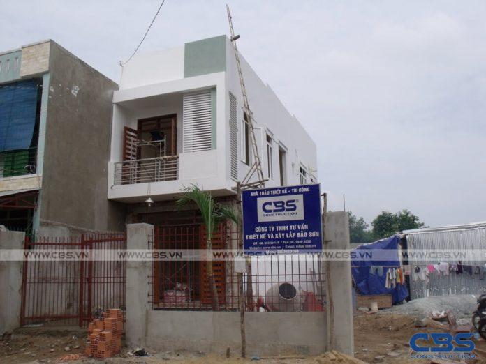 Xây dựng mới nhà anh Nhuận, Quận12