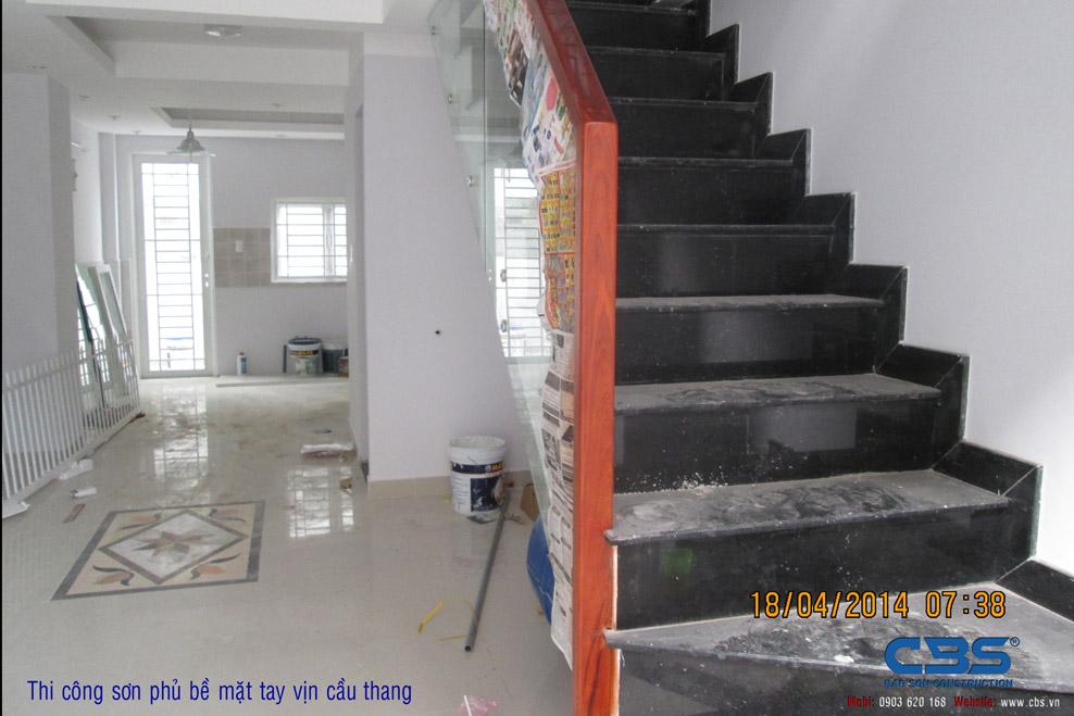 Xây dựng mới nhà anh Roản An Lộc