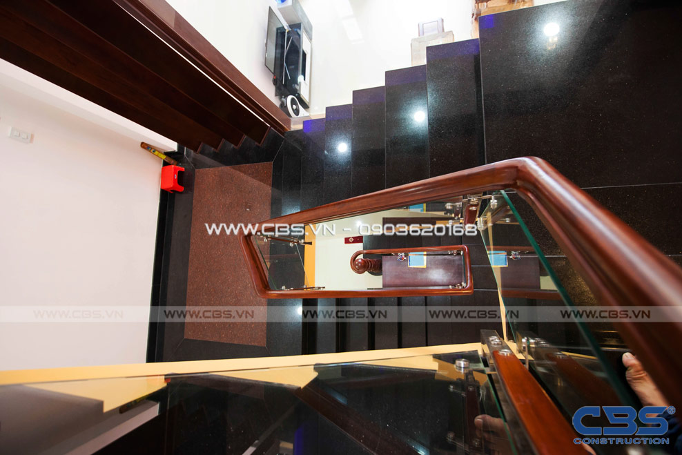 Xây dựng mới nhà chú Cảnh Gò Dầu Tân Phú