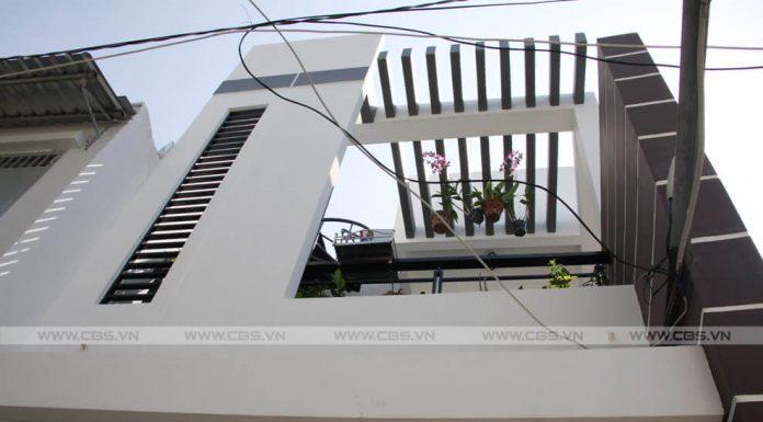 Giới thiệu dự án xây dựng mới nhà chú Hồ Văn Sinh quận Gò Vấp