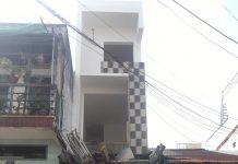 xây dựng mới nhà cô Xuân