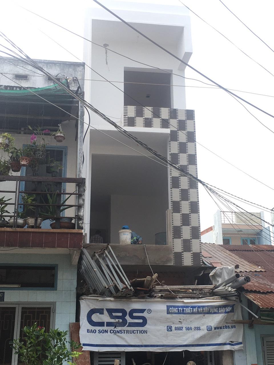 hoàn thiện nhà