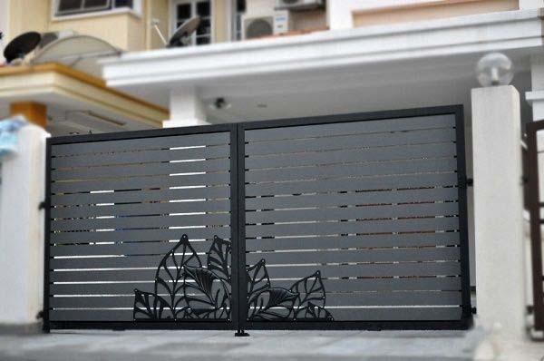 mẫu cổng nhà đẹp nhất
