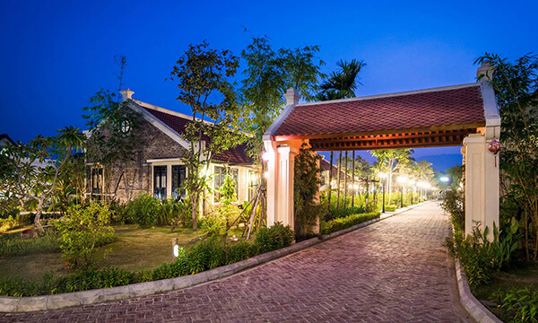 nhà vườn đẹp nhất