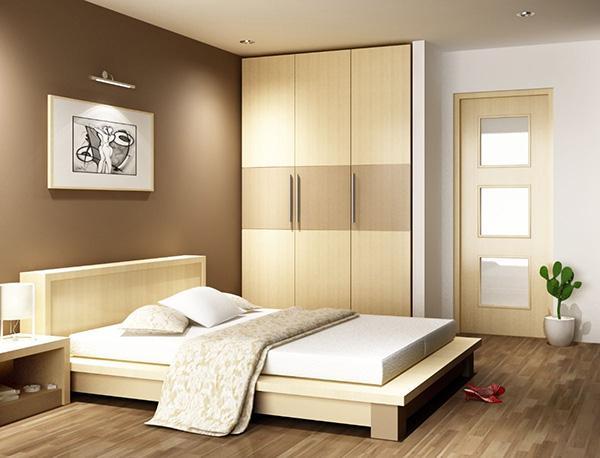 Thiết kế nội thất phòng ngủ 15m2 chi phí rẻ bất ngờ 1