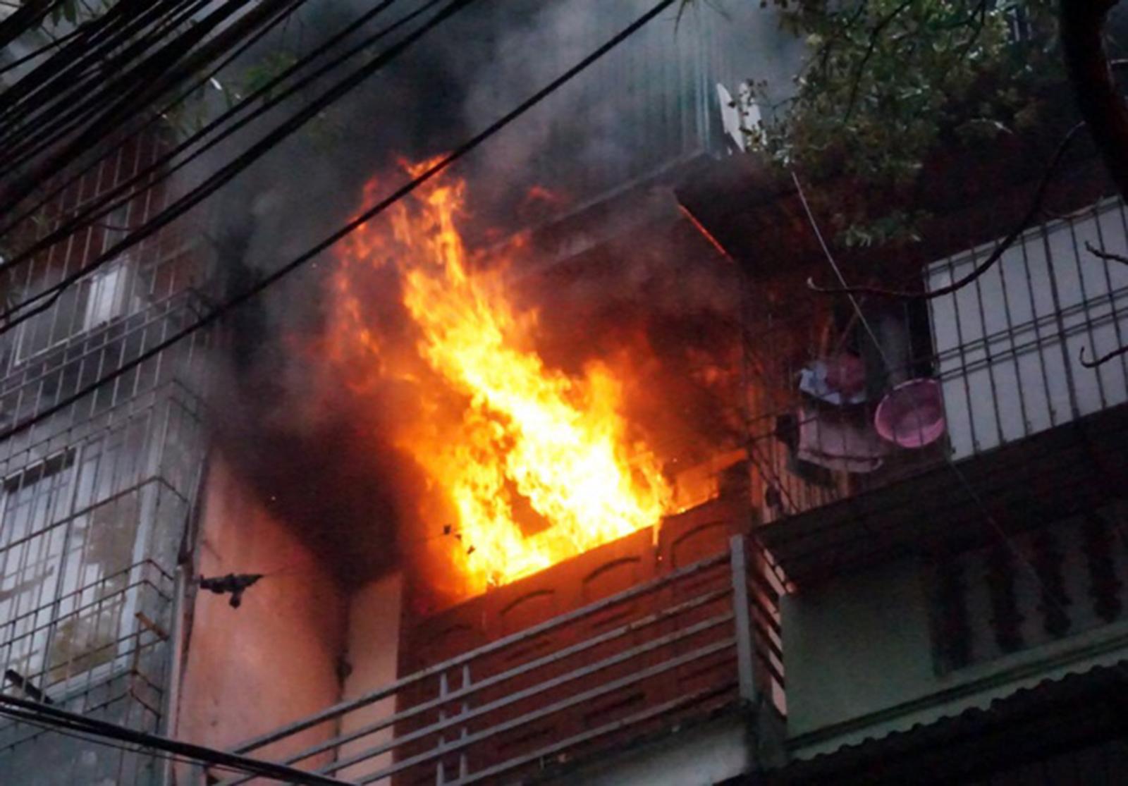 Lắp đặt hệ thống báo cháy cho gia đình